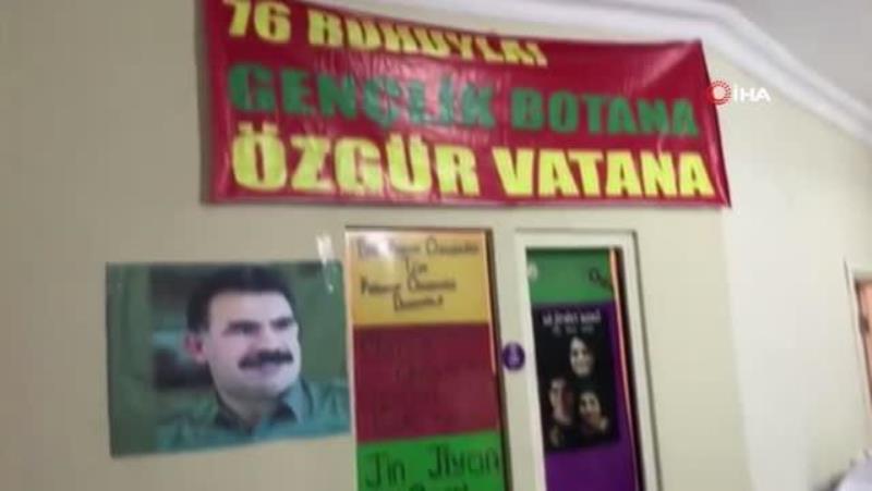 HDP Esenyurt İlçe Binasına Terör Baskını - Güncel - Türkiye Haber Ajansı