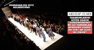 Mehtap Elaidi Sonbahar/Kış 2019 Koleksiyonu