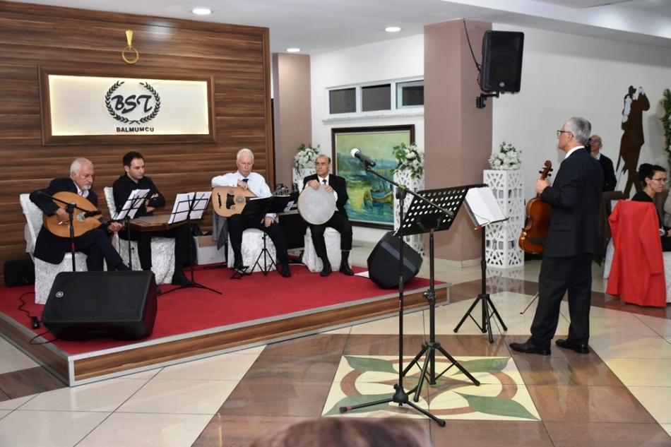 Boğaziçi Musiki Topluluğu'ndan MuhteşemKonser
