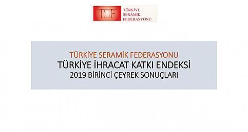 Türkiye İhracat Katkı Endeksi