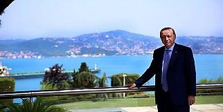 Cumhurbaşkanı'nı Erdoğan'dan Özel Fotoğraflar