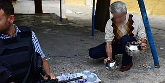 Diyarbakır Sokaklarında Özlenen Görüntüler