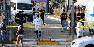 Okmeydanı'nda Polise Ateş Açıldı!...
