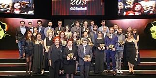 Yapı Kredi Afife Tiyatro Ödülleri 20. Kez Sahiplerini Buldu