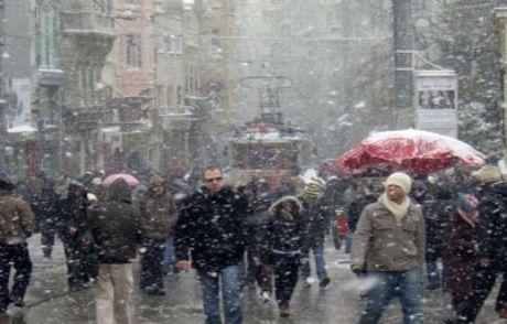 İstanbul'da Yarın Sabaha Dikkat