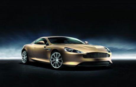Aston Martin'den Çin'e Özel: 'dragon 88'