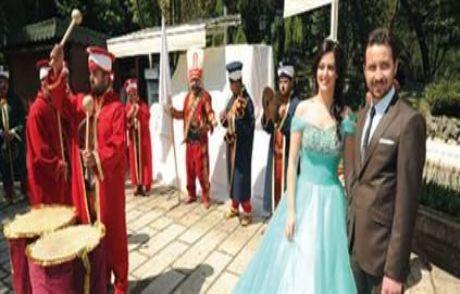 'dedemin Sarayında Evlenmek İstiyorum'