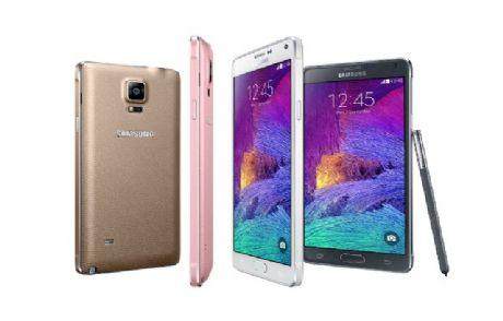 Galaxy Note 4 Ön Sipariş İle Media Markt'ta