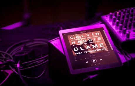 Spotify Yeni Görünümüyle İpad'de