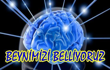 Beynimizi Belliyoruz !...