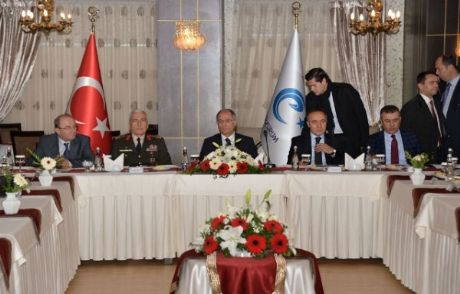Valiler Bölge Toplantısı Erzurum'da Yapıldı