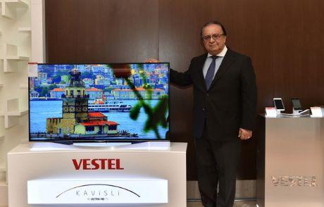 Vestel'den Android Tv Geliyor