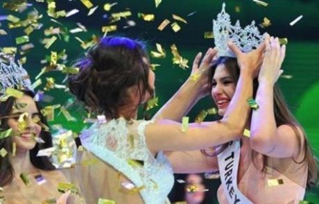 Miss Turkey 2015 Birincisi Seçildi