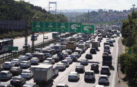 Dikkat! İstanbul'da Bu Yollar Kapalı