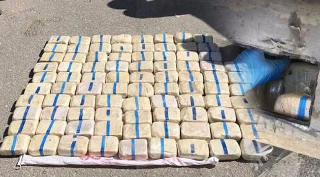 30 Milyon Liralık Likit Eroini 'Zeyna' Buldu