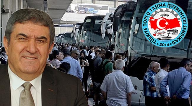 Çetin: 'Ek Otobüs İçin Tarih 24 Ağustos Olsun'
