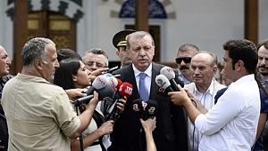 Cumhurbaşkanı Erdoğan: Beni Tehdit Ediyorlar