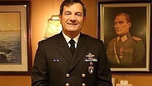 Donanma Komutanı Veysel Kösele İstifa Etti!