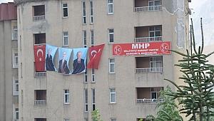 MHP Hakkari'de Teşkilat Kurdu