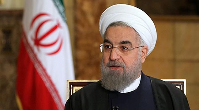 Ruhani'den ABD'ye Büyük Tehdit