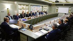 Son Anket Cumhurbaşkanı Erdoğan'ın Masasında