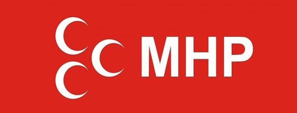 200 Kişi MHP'ye Üye Oldu!