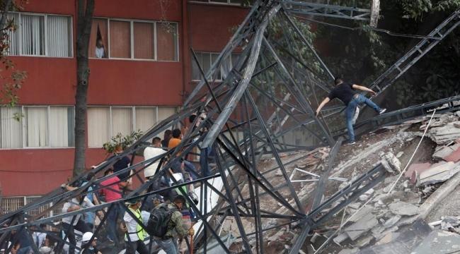 7.1 Büyüklüğünde Deprem : 248 Kişi Öldü