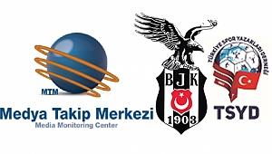 Ağustos'ta Medyanın Şampiyonu Beşiktaş Oldu