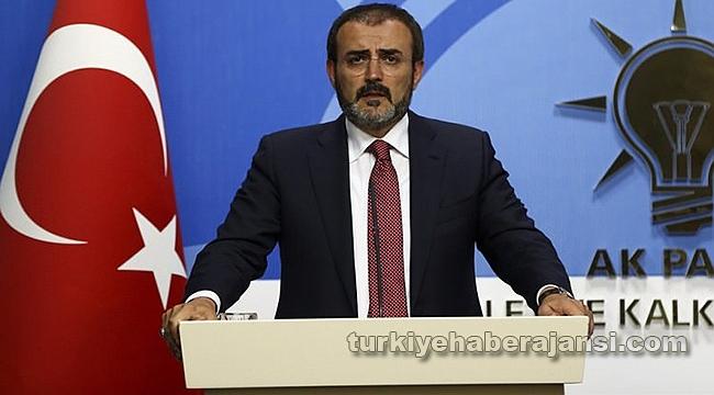 AK Parti Sözcüsü Ünal'dan Kritik Açıklamalar