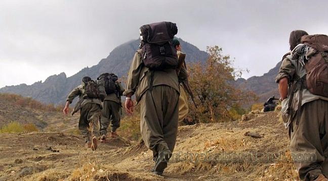 Asker Katili ve Kaymakam Suikastçisi Terörist Yakalandı