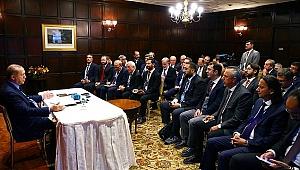 Erdoğan'dan Yeni Sistem Açıklaması