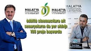 'Malatya Film Platformu'na Büyük İlgi
