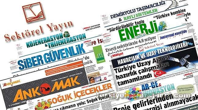 'Sektörel Yayın Reklam' Sektörlerin Ulusal Sesi...