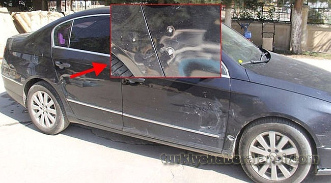 Silvan Belediyesi Özel Kalem Müdürüne Saldırı!