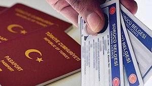 Soylu'dan Pasaport ve Ehliyet Açıklaması!