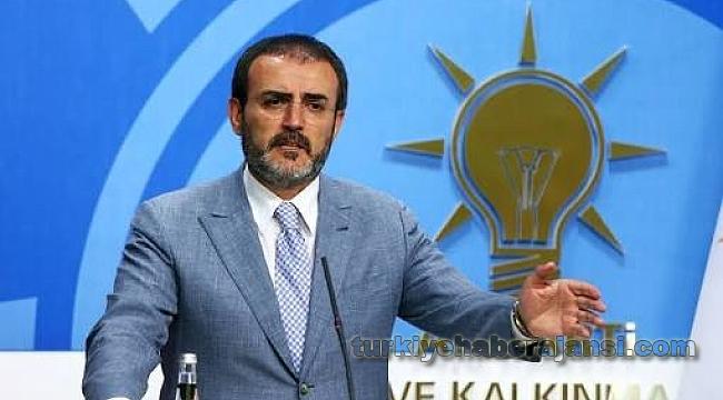 AK Parti Sözcüsü Ünal'dan Flaş Açıklama!