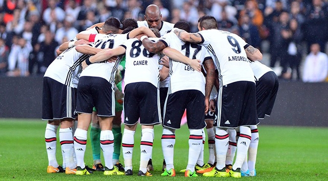 Beşiktaş'ın Şampiyonlar Ligi Hesapları