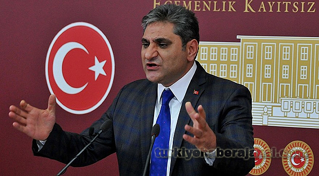 CHP'li Erdoğdu'dan Flaş Açıklama