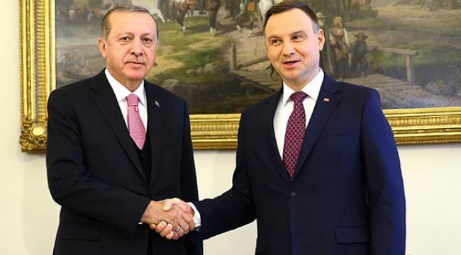 Cumhurbaşkanı Erdoğan'dan AB'ye Rest