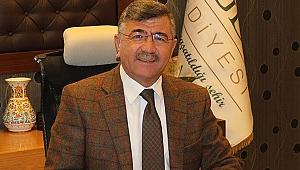 Niğde Belediye Başkanı Akdoğan İstifa Etti
