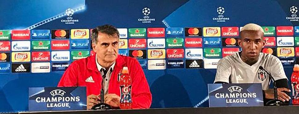 Şenol Güneş'ten Monaco Maçı Öncesinde Açıklamalar