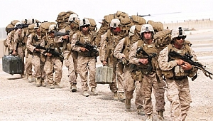 ABD Oraya Asker Yığıyor!
