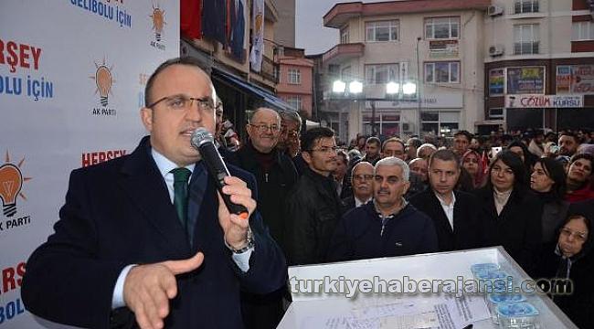 AKP'den ABD'ye Sana ne Eyaletin Miyiz?