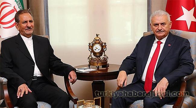 Başbakan Yıldırım'dan Cihangiri'ye Başsağlığı Telefonu