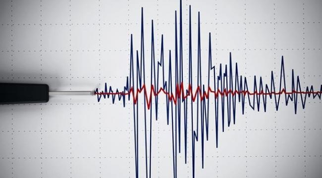 Bir Deprem Haberi de Bitlis'ten Geldi!
