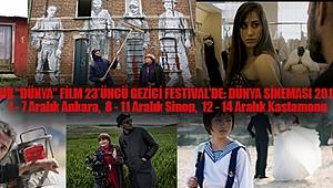 Bir 'Dünya' Film 23'üncü Gezici Festival'de