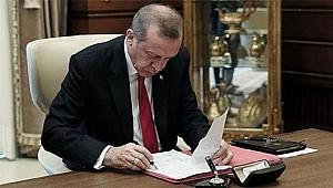 Cumhurbaşkanı Erdoğan Altı Üniversiteye Rektör Atadı