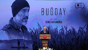 Erdoğan 'Buğday' Filminin Galasına Katıldı