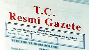 Erdoğan'ın Onayladığı Kanunlar Resmi Gazete'de