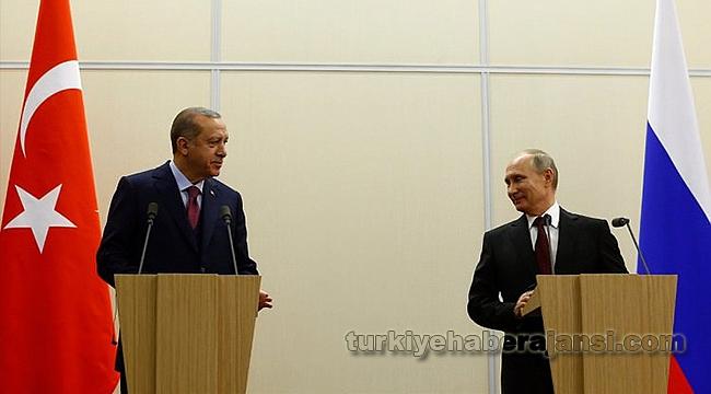 Erdoğan Putin'i de Davet Etti
